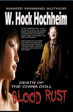 Cover of Blood Rust - Death of the China Doll